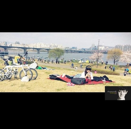 kim yejin chanyeol's ex girlfriend (EXO) (SM)